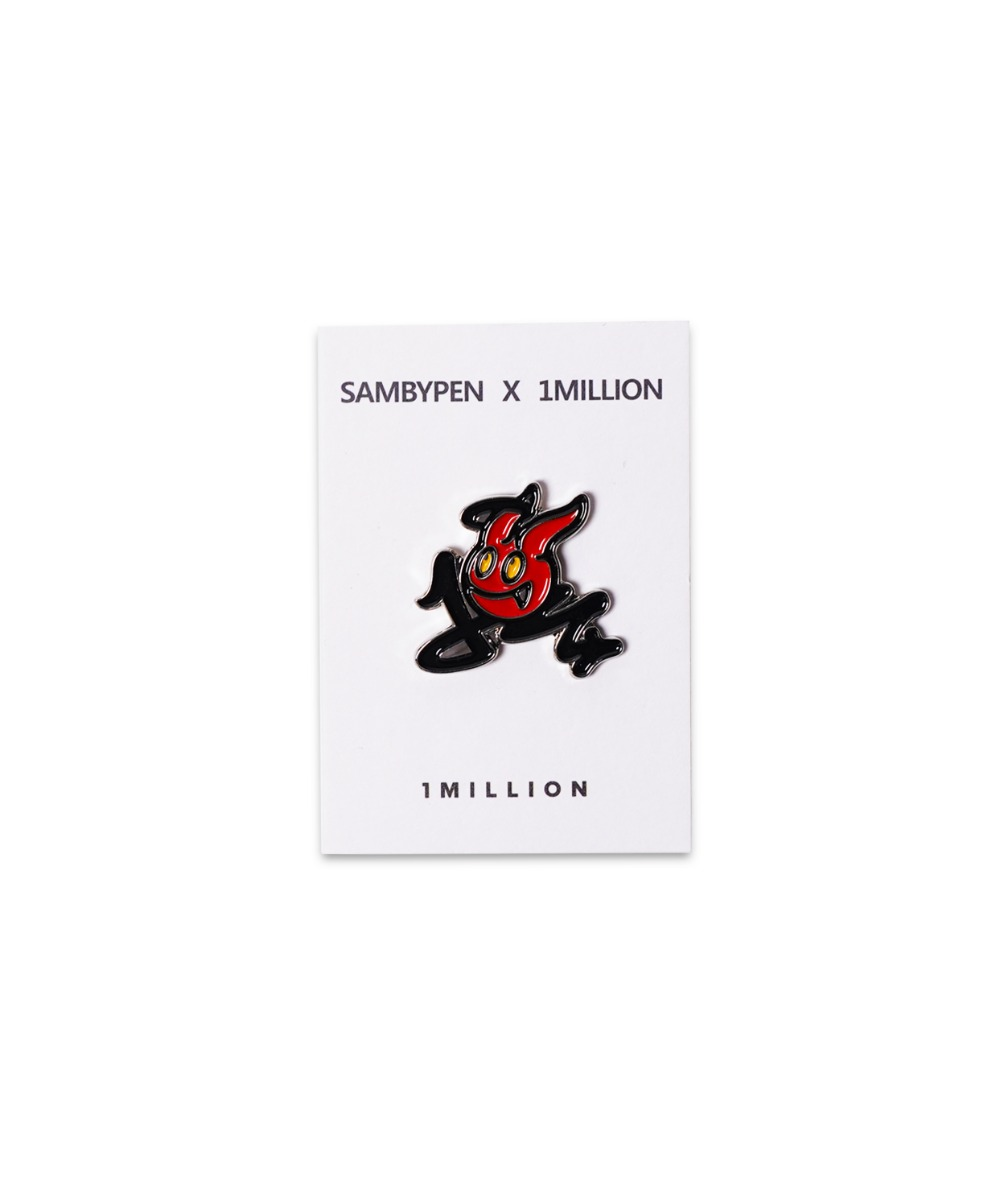 SAMBYPEN X 1M DEVIL PIN [RED]